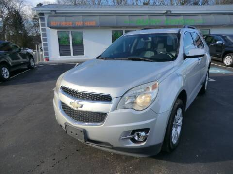 2010 Chevrolet Equinox for sale at Glory Motors in Rock Hill SC