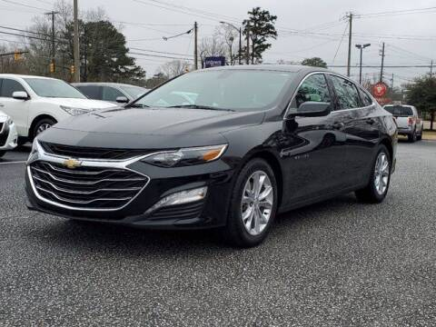 2020 Chevrolet Malibu for sale at Gentry & Ware Motor Co. in Opelika AL