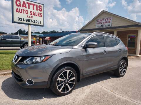 2018 Nissan Rogue Sport for sale at Gattis Auto Sales LLC in Winchester TN