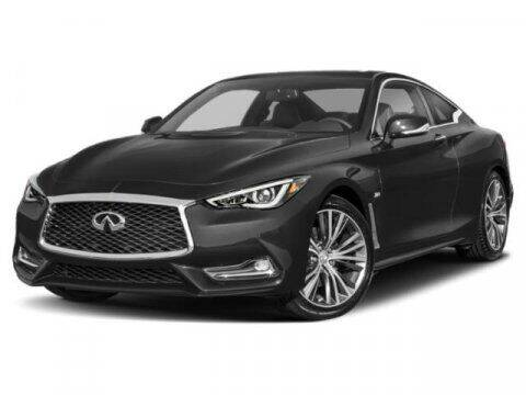 2018 Infiniti Q60 for sale at Auto Finance of Raleigh in Raleigh NC