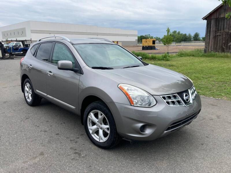 2011 Nissan Rogue for sale at ENFIELD STREET AUTO SALES in Enfield CT