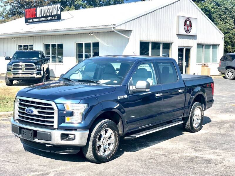 2015 Ford F-150 for sale at Torque Motorsports in Rolla MO