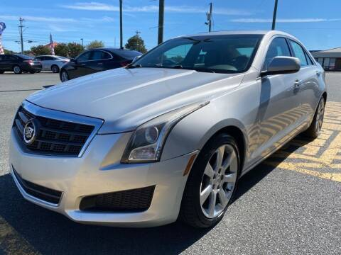 2013 Cadillac ATS for sale at Auto America - Monroe in Monroe NC