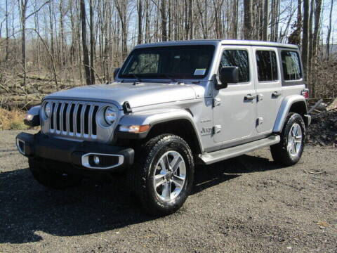 2021 Jeep Wrangler Unlimited for sale at Brunswick Auto Mart in Brunswick OH