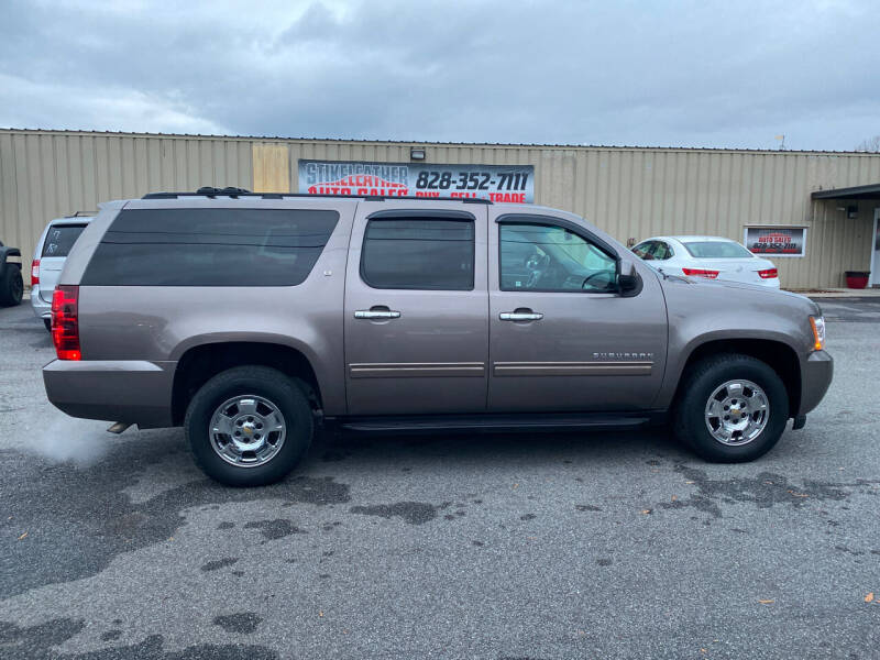 2011 Chevrolet Suburban for sale at Stikeleather Auto Sales in Taylorsville NC