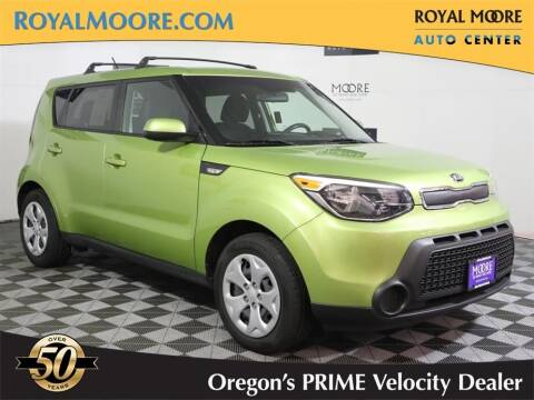 2014 Kia Soul for sale at Royal Moore Custom Finance in Hillsboro OR