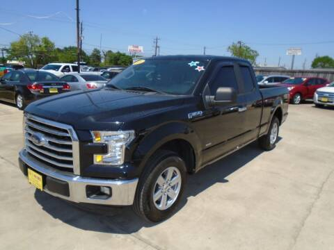 2016 Ford F-150 for sale at BAS MOTORS in Houston TX