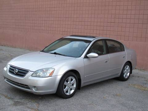 2002 Nissan Altima for sale at United Motors Group in Lawrence MA