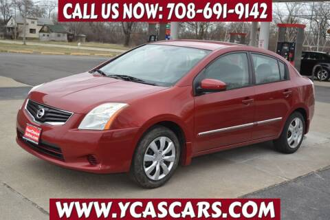 2010 Nissan Sentra for sale at Your Choice Autos - Crestwood in Crestwood IL