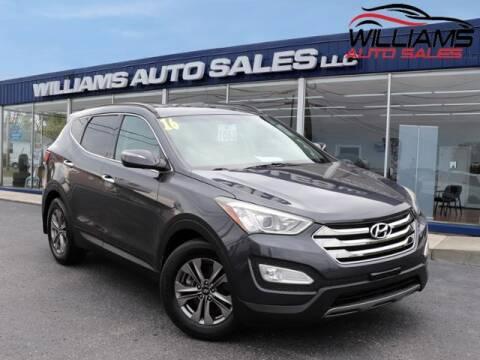 2016 Hyundai Santa Fe Sport for sale at Williams Auto Sales, LLC in Cookeville TN