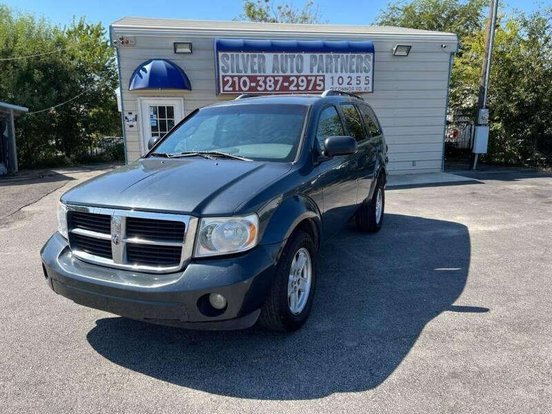 2007 Dodge Durango for sale at Silver Auto Partners in San Antonio TX