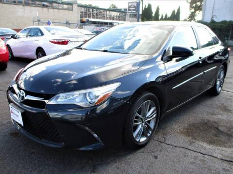 2015 Toyota Camry for sale at Exem United in Plainfield NJ
