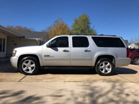 2010 Chevrolet Suburban for sale at H3 Auto Group in Huntsville TX