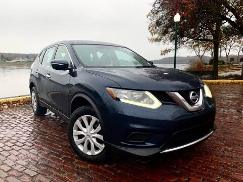 2015 Nissan Rogue for sale at PUTNAM AUTO SALES INC in Marietta OH