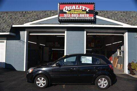 2011 Kia Rio5 for sale at Quality Pre-Owned Automotive in Cuba MO