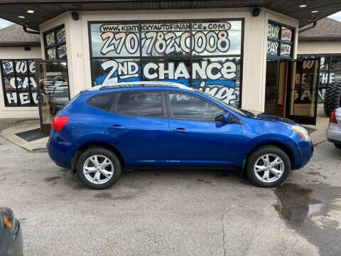 2008 Nissan Rogue for sale at Kentucky Auto Sales & Finance in Bowling Green KY