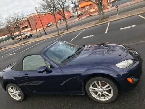 2009 Mazda MX-5 Miata for sale at Bluesky Auto in Bound Brook NJ