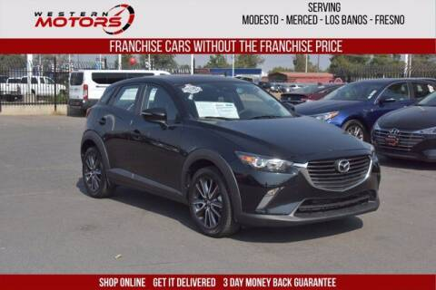 2018 Mazda CX-3 for sale at Choice Motors in Merced CA