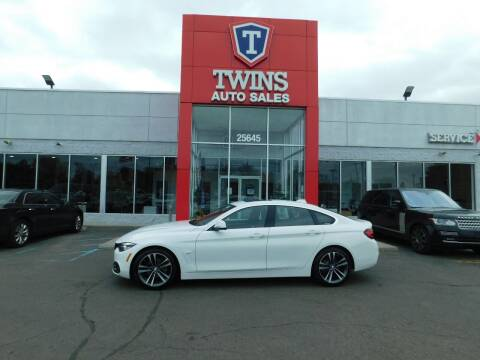2020 BMW 4 Series for sale at Twins Auto Sales Inc Redford 1 in Redford MI