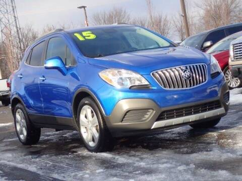 2015 Buick Encore for sale at Szott Ford in Holly MI