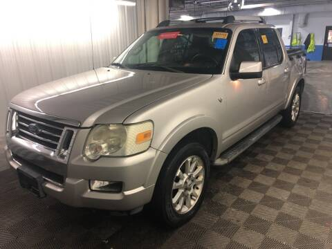 2007 Ford Explorer Sport Trac for sale at USA Motor Sport inc in Marlborough MA