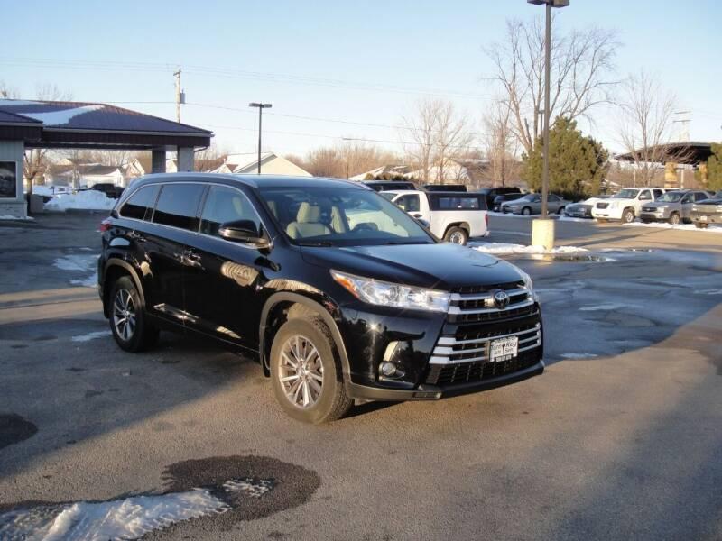 2018 Toyota Highlander for sale at Turn Key Auto in Oshkosh WI