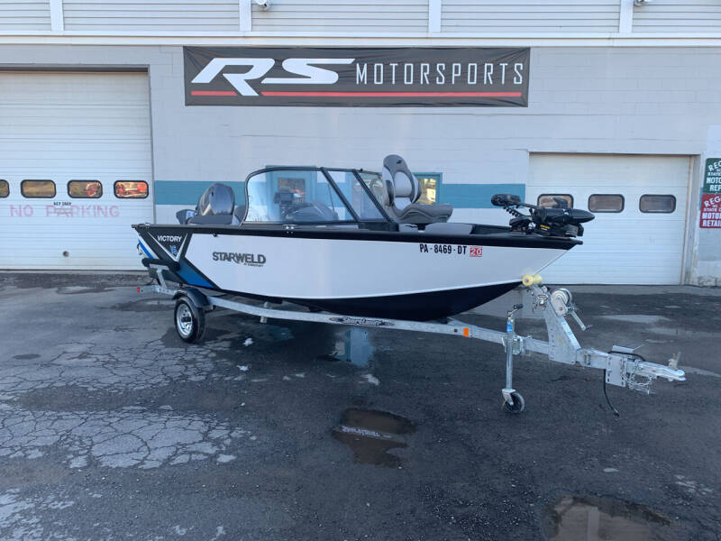 2018 Starcraft Starweld for sale at RS Motorsports, Inc. in Canandaigua NY
