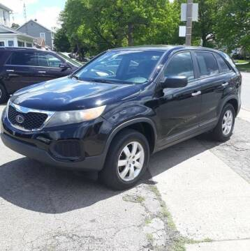 2011 Kia Sorento for sale at M & C Auto Sales in Toledo OH