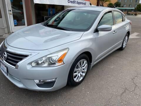 2013 Nissan Altima for sale at Concord Auto Sales in El Cajon CA