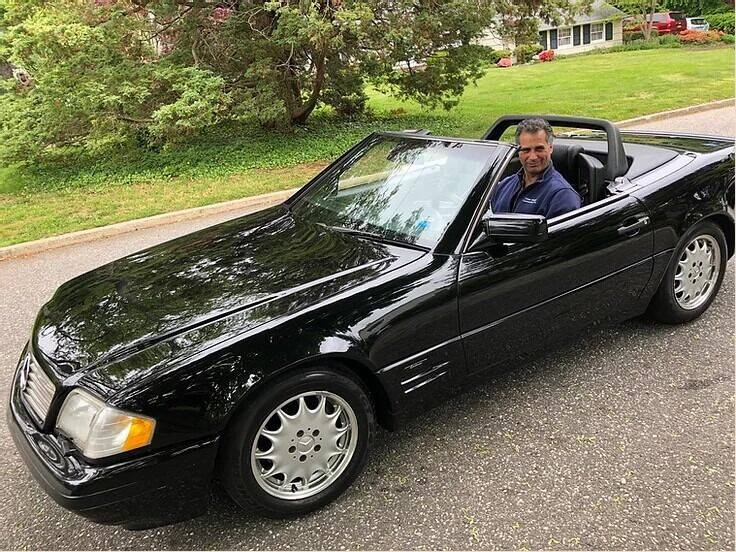 1997 Mercedes-Benz SL-Class for sale at Island Motor Cars in Nesconset NY