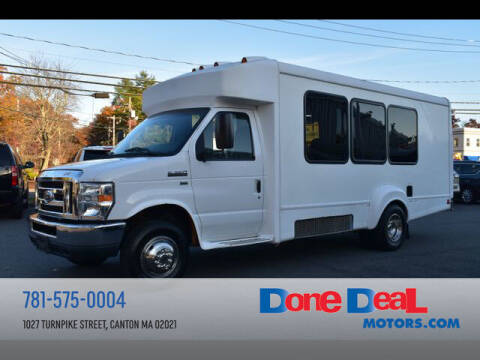 2015 Ford E-Series Chassis for sale at DONE DEAL MOTORS in Canton MA