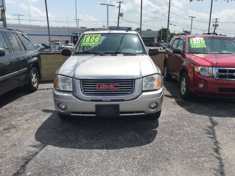 2008 GMC Envoy for sale at Credit Connection Auto Sales Inc. HARRISBURG in Harrisburg PA