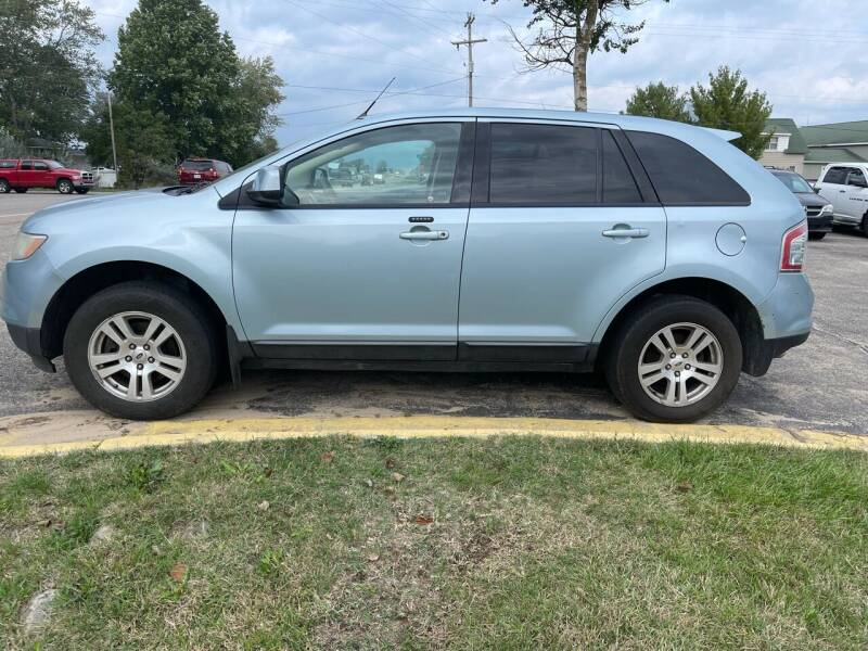 2008 Ford Edge for sale at J & K AUTO SALES LLC in Holland MI