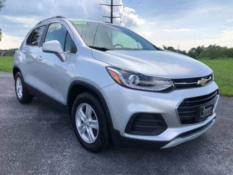 2017 Chevrolet Trax for sale at Zimmerman's Automotive in Mechanicsburg PA