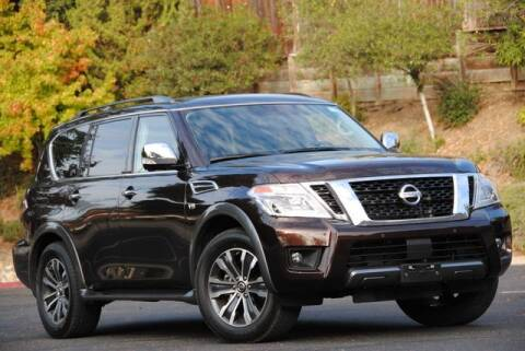 2020 Nissan Armada for sale at VSTAR in Walnut Creek CA