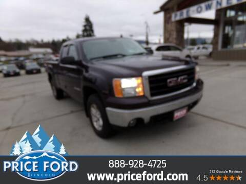 2008 GMC Sierra 1500 for sale at Price Ford Lincoln in Port Angeles WA