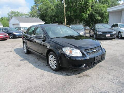 2010 Chevrolet Cobalt for sale at St. Mary Auto Sales in Hilliard OH