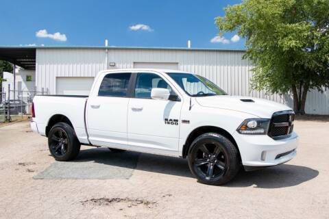 2018 RAM Ram Pickup 1500 for sale at Alta Auto Group LLC in Concord NC