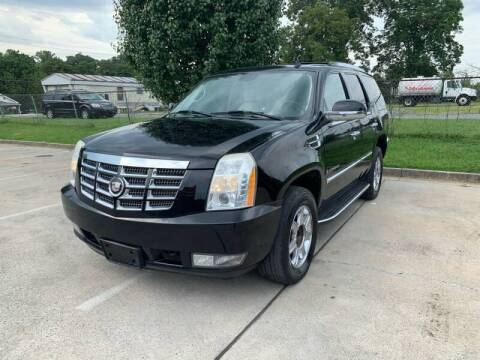 2007 Cadillac Escalade for sale at Diana Rico LLC in Dalton GA