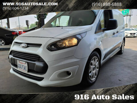 2015 Ford Transit Connect Cargo for sale at 916 Auto Sales in Sacramento CA