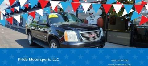2012 GMC Yukon for sale at Pride Motorsports LLC in Phoenix AZ