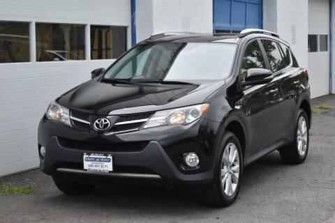 2013 Toyota RAV4 for sale at IdealCarsUSA.com in East Windsor NJ