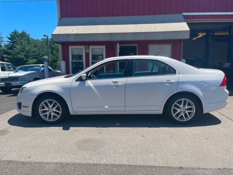 2010 Ford Fusion for sale at JWP Auto Sales,LLC in Maple Shade NJ