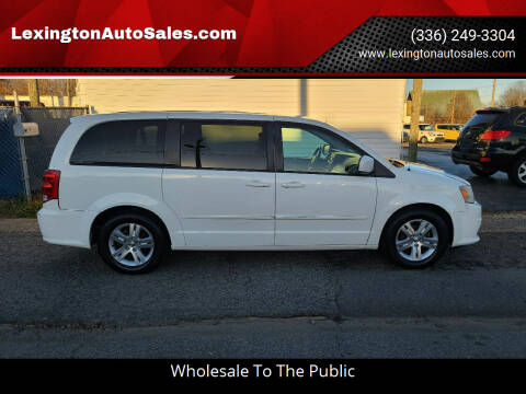 2012 Dodge Grand Caravan for sale at LexingtonAutoSales.com in Lexington NC