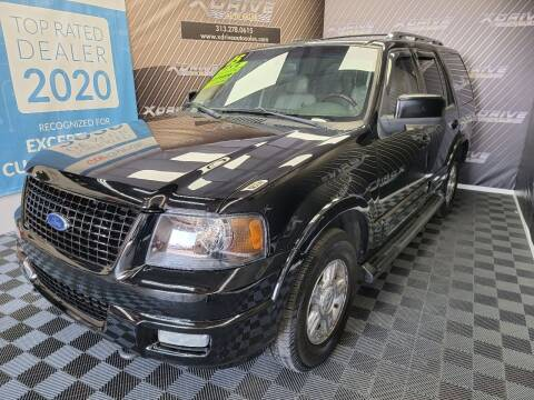 2005 Ford Expedition for sale at X Drive Auto Sales Inc. in Dearborn Heights MI