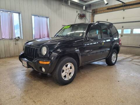 2003 Jeep Liberty for sale at Sand's Auto Sales in Cambridge MN