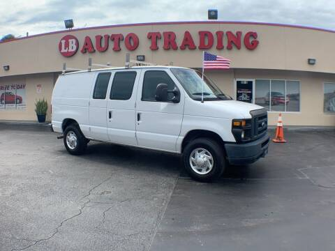 2013 Ford E-Series Cargo for sale at LB Auto Trading in Orlando FL