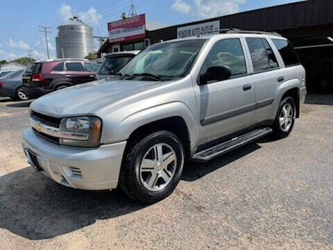 2005 Chevrolet TrailBlazer for sale at WINDOM AUTO OUTLET LLC in Windom MN