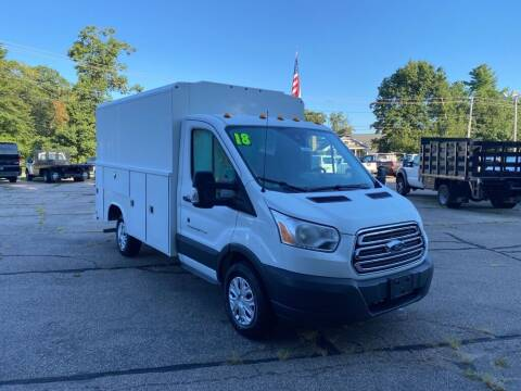 2018 Ford Transit Cutaway for sale at Auto Towne in Abington MA