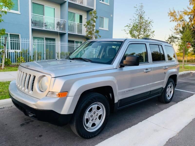 2013 Jeep Patriot for sale at LA Motors Miami in Miami FL
